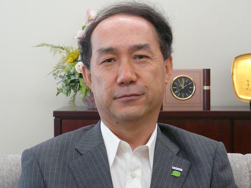 パナソニック デジタルAVCマーケティング本部の西口史郎本部長