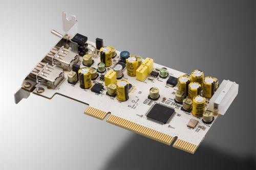 <FONT size=2>USBポート拡張PCIカードの「tX-USB」</FONT>