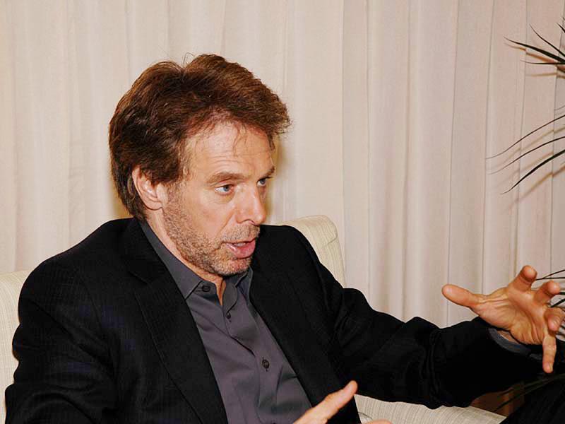 <FONT size=2>ジェリー・ブラッカイマー。写真は2005年「ナショナル・トレジャー」プロモーション来日時のもの</FONT>