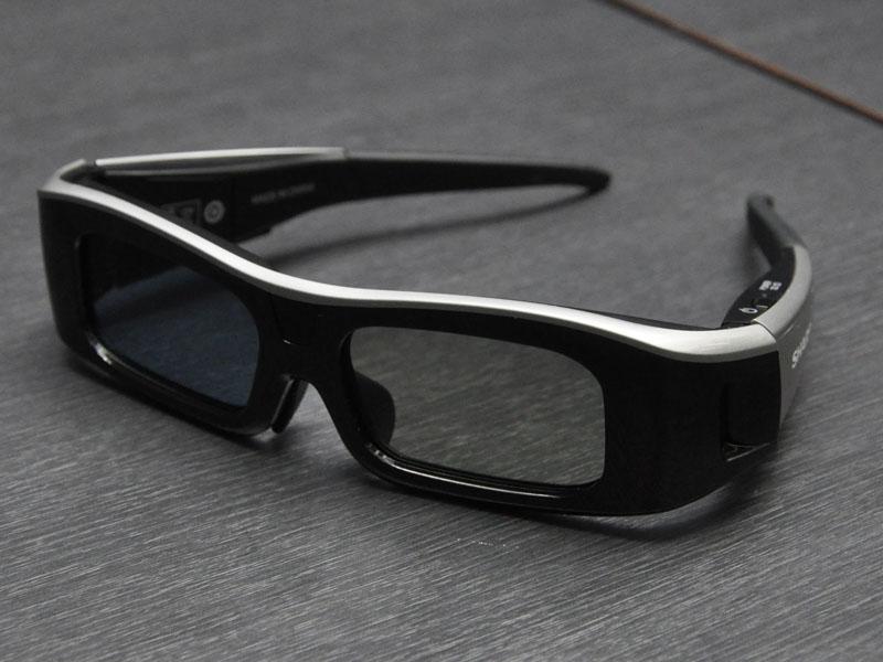 オリジナルの3Dメガネ