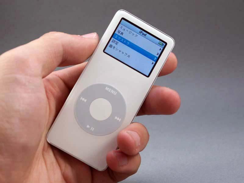 初代iPod nano