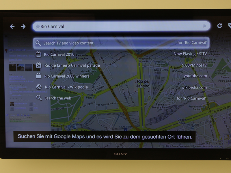 Google MapsやYouTubeなどGoogleのサービスに最適化
