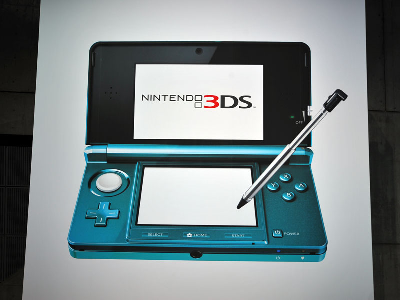 Nintendo Conference 2010会場
