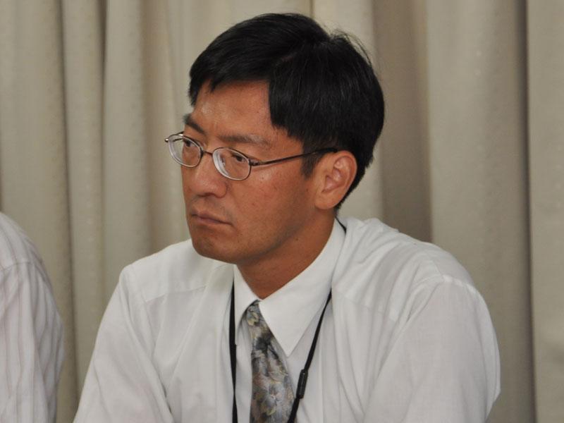 パナソニック AVCネットワークス社 ビデオビジネスユニット 商品技術グループ レコーダハード設計チーム 主任技師 梅迫実氏