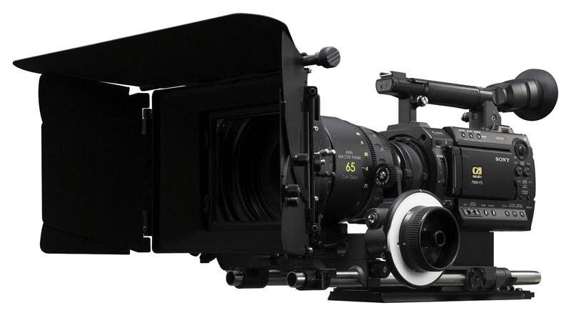 PMW-F3L(レンズやマットボックス、フォローフォーカスなどは別売)