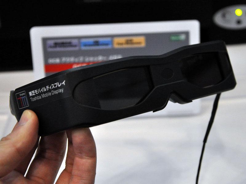 OCB液晶採用メガネ
