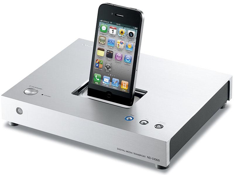 iPhone 4(別売)との接続時