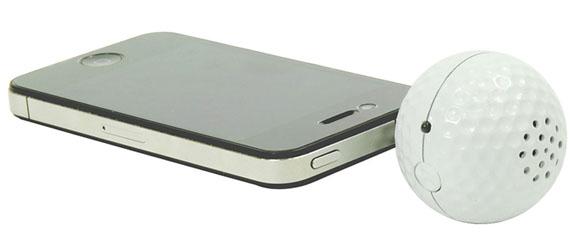 iPhoneとの接続例