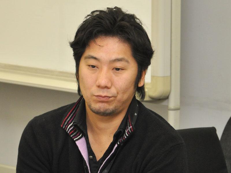 SCE JAPANスタジオ 制作部ゲームデザイングループ クリエイティブディレクターの西沢学氏