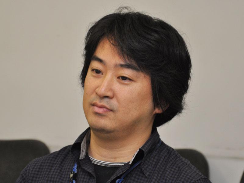 ソフトウエアソリューション開発部 2課1グループ石塚氏