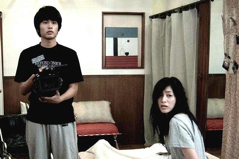 <FONT size=2>パラノーマル・アクティビティ第2章/TOKYO NIGHT<BR></FONT><FONT size=1>(C)2010「パラノーマル・アクティビティ第2章/TOKYO NIGHT」製作委員会</FONT>