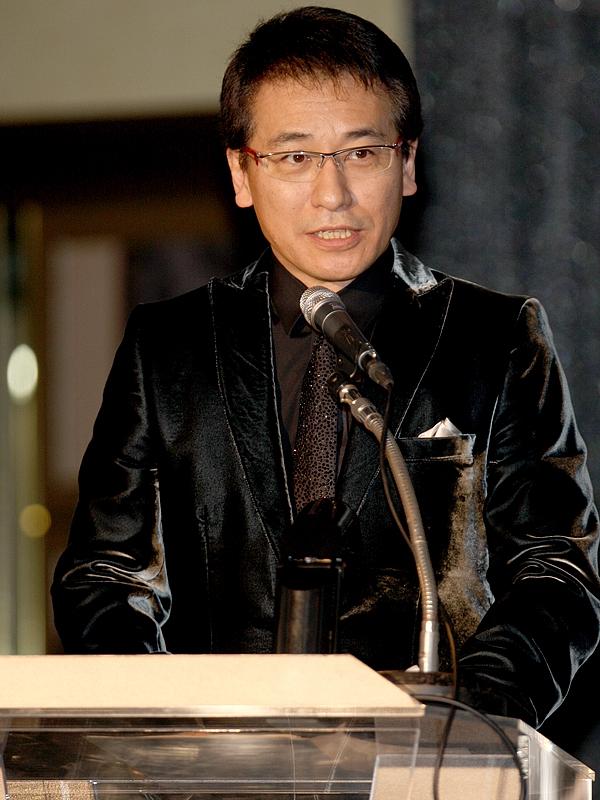 司会、進行は、通算18回目となる赤坂泰彦さん