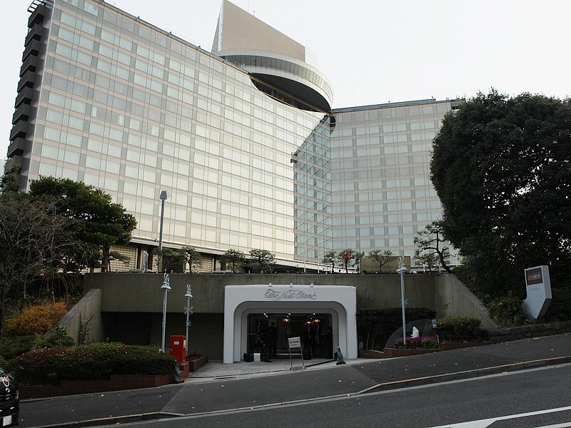 ホテルニューオータニ(東京・千代田区)「おり鶴 麗の間」