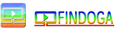 FINDOGAのロゴとアイコン