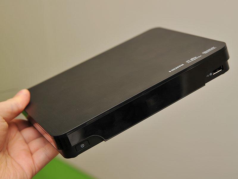 1TB HDD内蔵メディアプレーヤー「WD TV Live Hub」