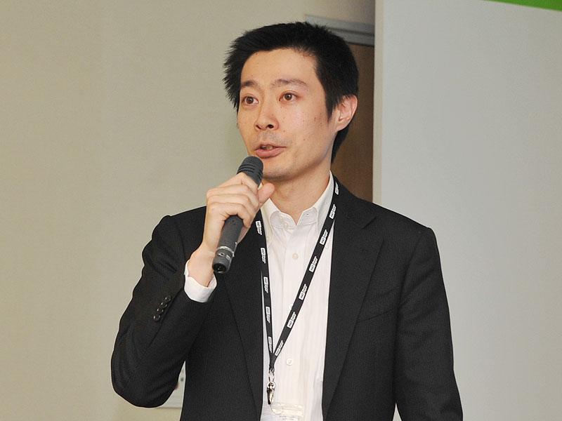牛島学マーケティング マネージャー