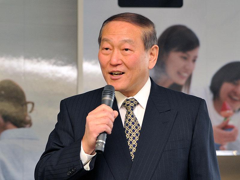 ウエスタンデジタルジャパンの金森苧社長