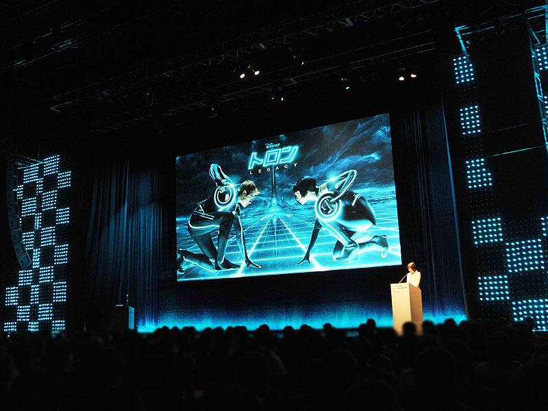 「2011 SPRING ブルーレイ・DVD CONVENTION」の様子