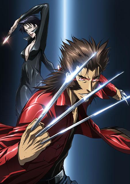 ウルヴァリン Blu-ray BOX(2枚組) <BR><FONT size=1>※ジャケットとは異なりますWOLVERINE: TM &amp; (C) 2010 Marvel Entertainment, LLC and its subsidiaries.Animated series: (C) 2010 Superhero Anime Partners. All rights reserved.</FONT>