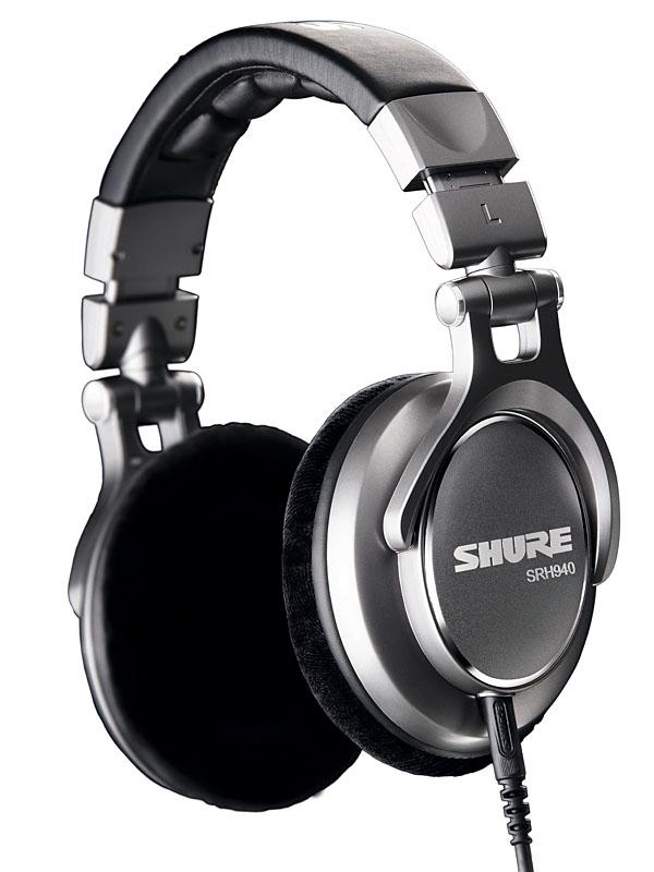 モニターヘッドフォンのフラッグシップ「SRH940」