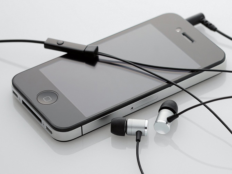 EHP-IPIN500シリーズをiPhone 4に接続