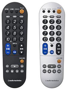 BD/DVDプレーヤーも操作可能な「ATV-572D」