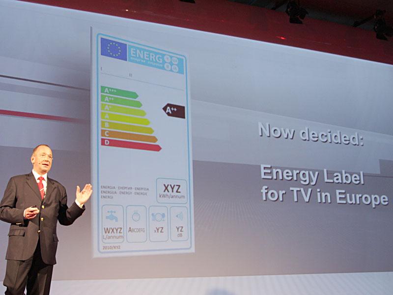 欧州で義務化される「Energy Label」表示