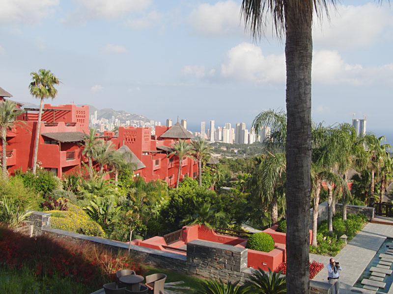 IFA GPCの会場となったスペイン・アリカンテのホテル「Barcelo Asia」