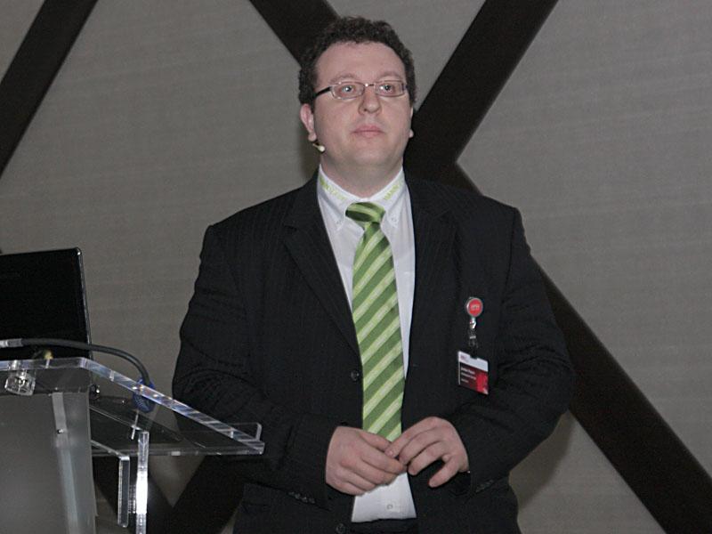 HanspreeのJordan Popovプロダクトマネージャーが製品を紹介した