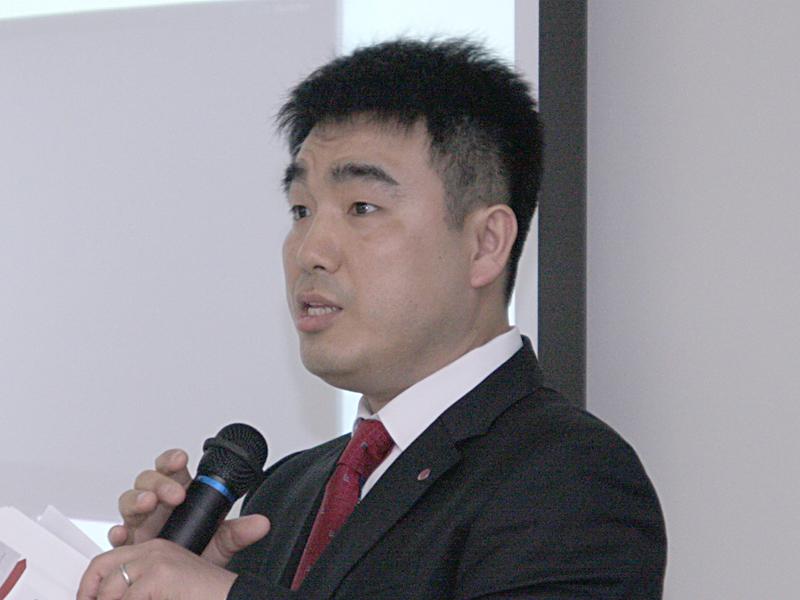 LGエレクトロニクスジャパンの道山氏