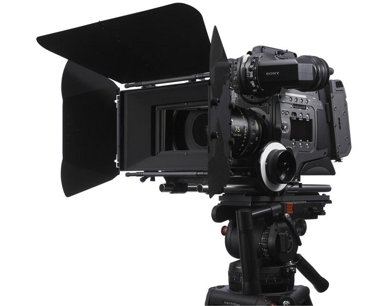ソニーの4Kカメラ「F65」