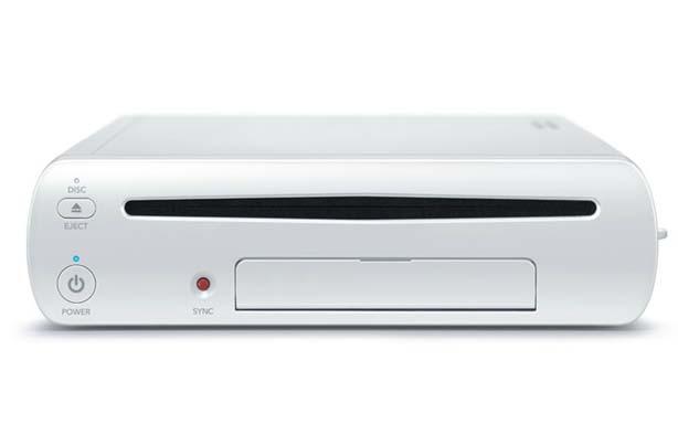 Wii Uの本体部