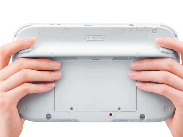 Wii Uの新コントローラ