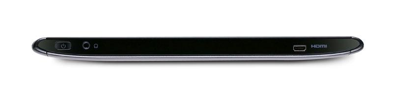 HDMIマイクロ端子も装備する