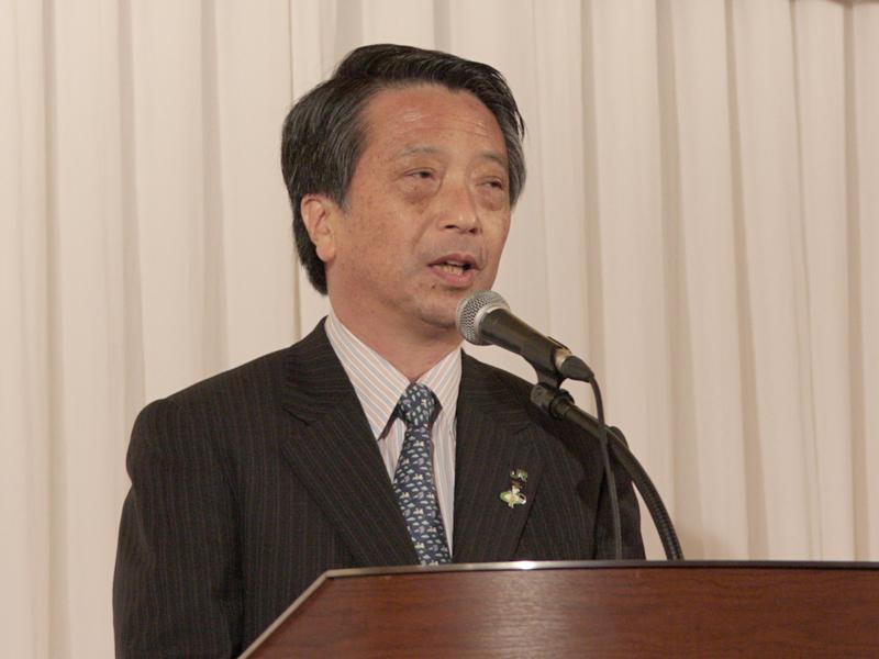 JR東日本の清野智社長