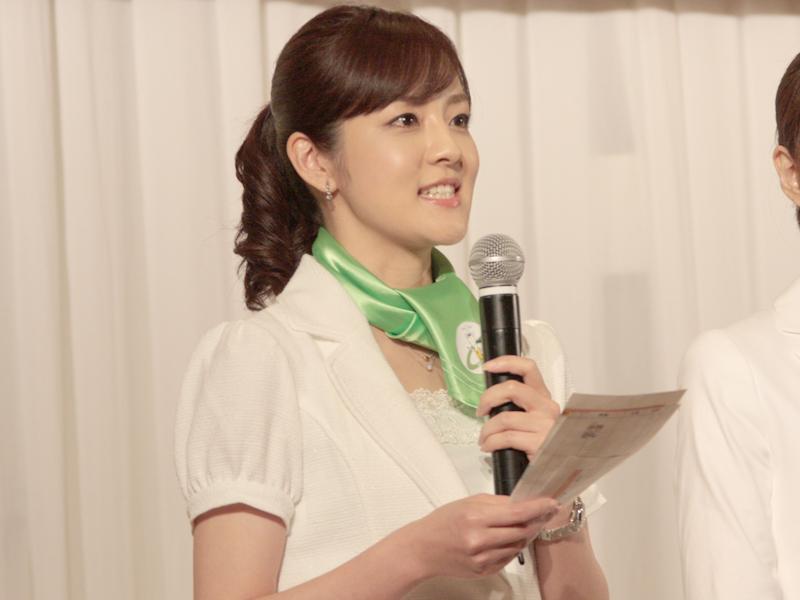 地デジ推進大使が、これまでの活動を振り返りつつ、最終盤に向けた呼びかけを行なった。NHKの鈴木奈穂子アナウンサー