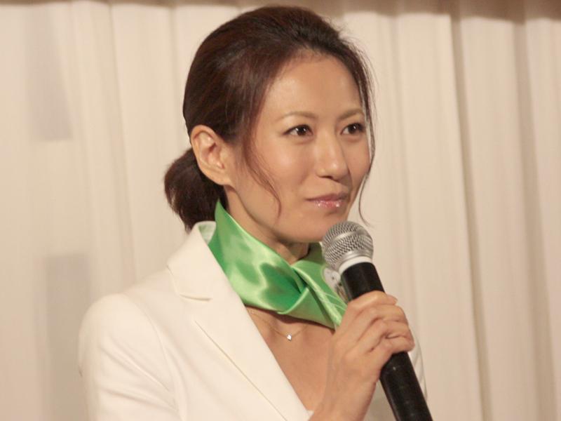 日本テレビの馬場典子アナウンサー