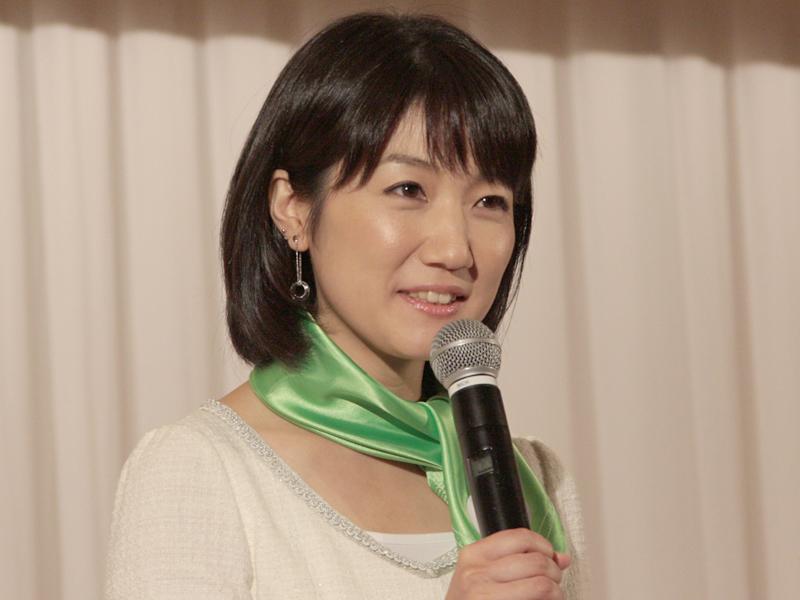 テレビ朝日の上宮菜々子アナウンサー