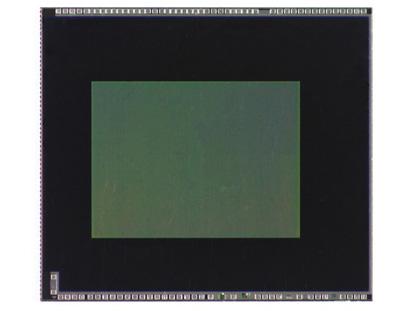新開発のCMOSセンサー