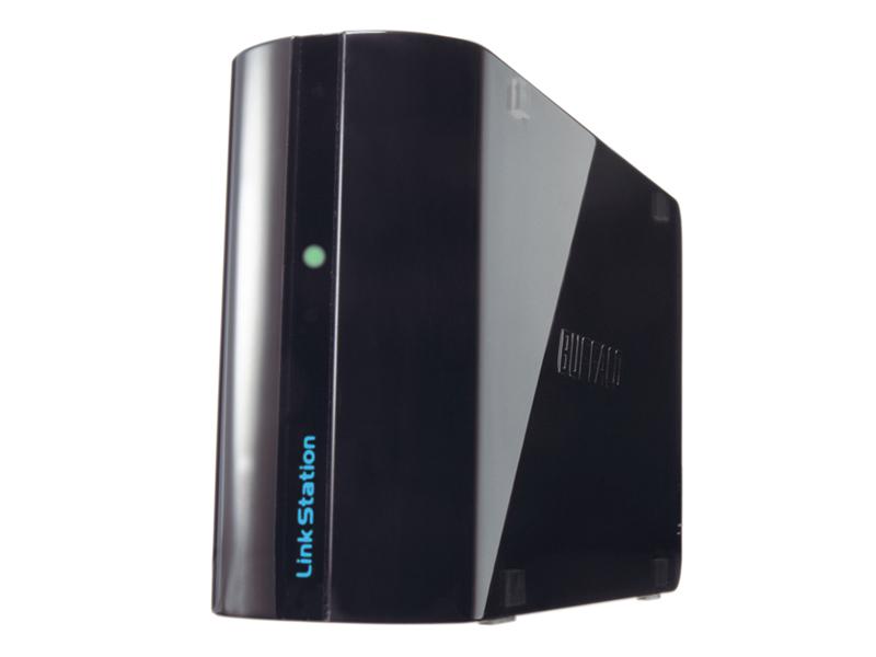 <center>DLNA/DTCP-IP対応のLinkStation mini</center>