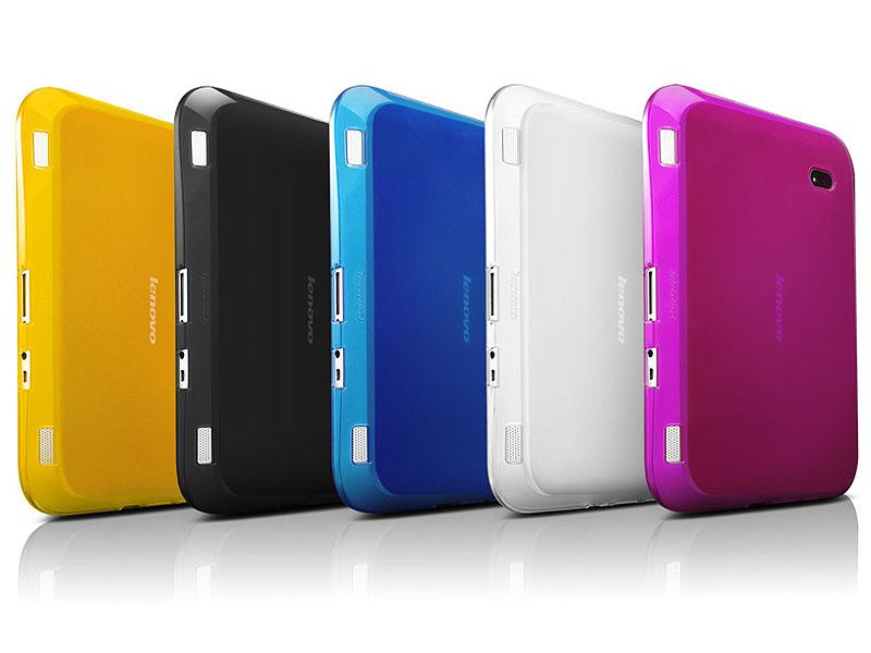 IdeaPad Tablet K1には、別売のカバーケースも用意されている