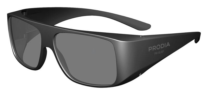 3Dメガネ「PIX-GL002」