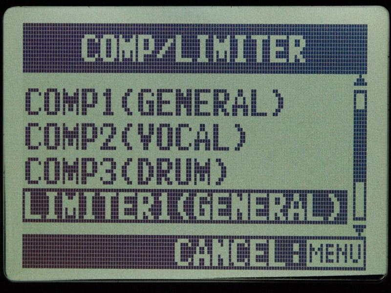 COMP/LIMITER