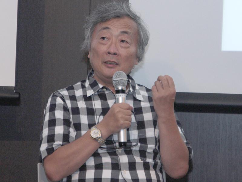麻倉怜士氏