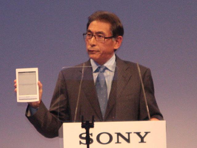 西田不二夫氏は新Readerなどを紹介した
