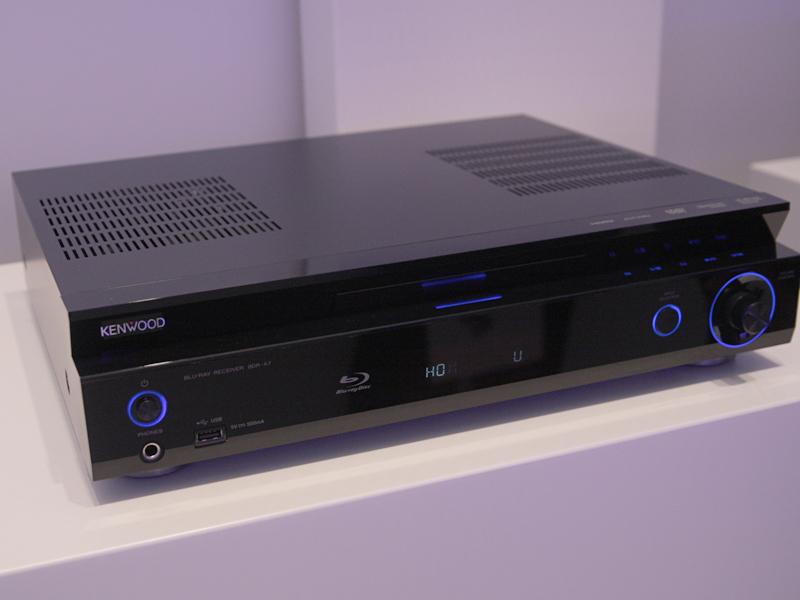 Blu-ray Discレシーバ「BDR-A7」