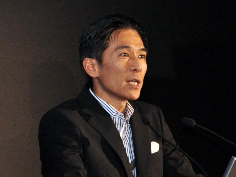 ソニーマーケティング モバイルエンタテインメントプロダクツマーケティング部 徳田統括部長