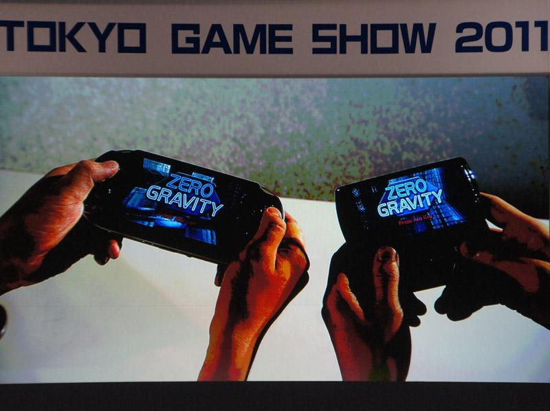 PlayStation Suiteは、Android端末とVitaの両方で動作するプラットフォームを目指す。デモでは、Xperia PLAYとVitaで同じゲームを動作させる様が公開された