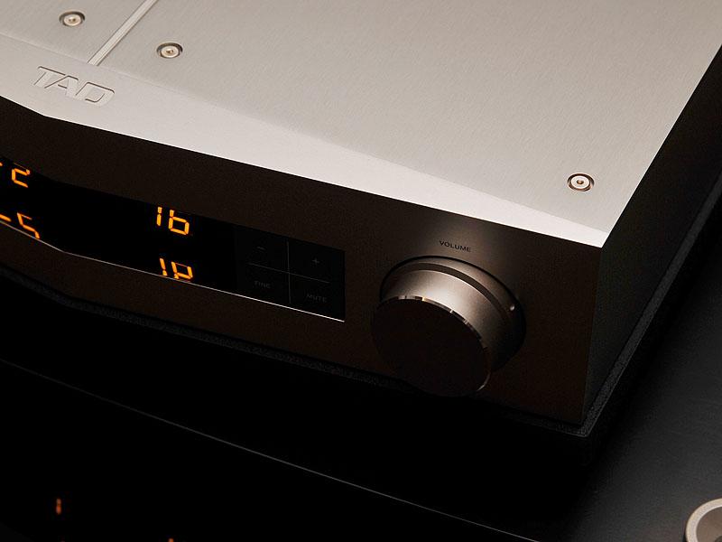 入力切り替えと音量調整操作ノブの軸受部に、ボールベアリングを採用