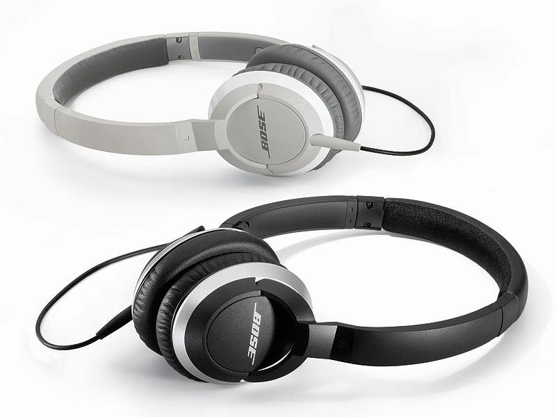 「OE2 audio headphones」。カラーはブラックとホワイト